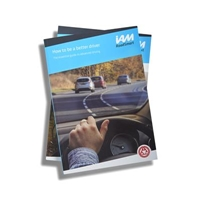 Picture of HOW TO BE A BETTER DRIVER BOOK
