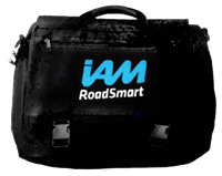 Picture of IAM RoadSmart Document Bag.